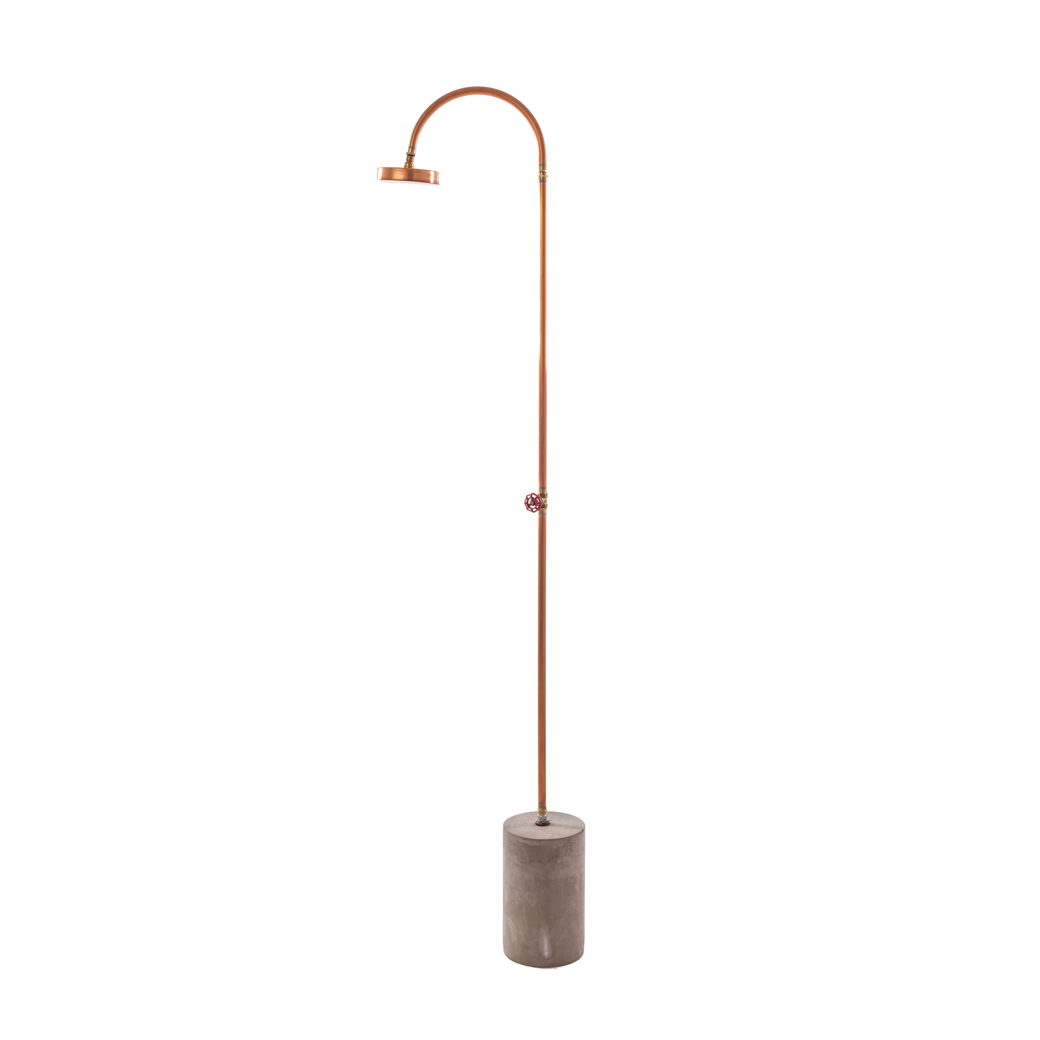 Aquart Garden Shower from Seletti