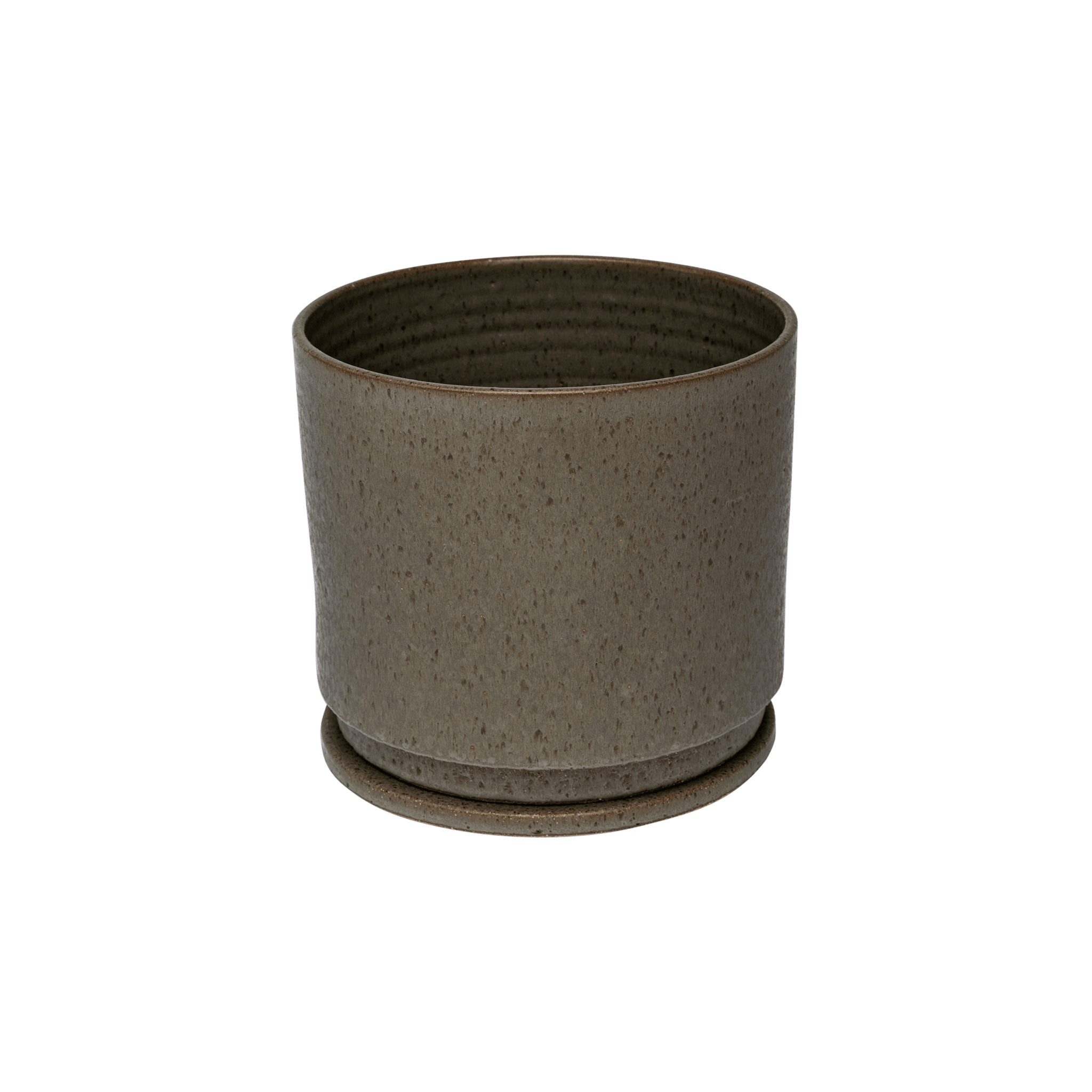 Undercut Tall Pot by Anchor Ceramics
