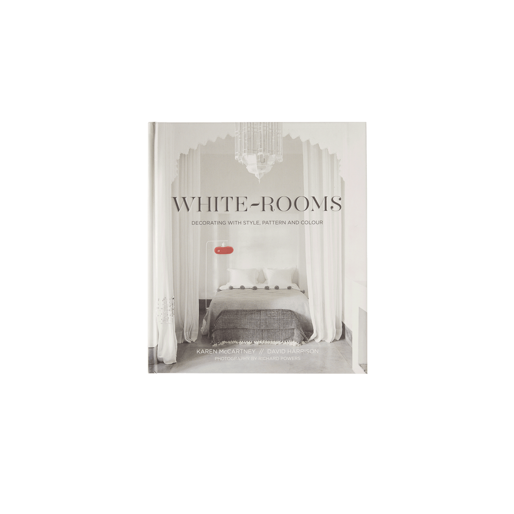 White Rooms - By Karen McCartney, David Harrison & Richard Powers