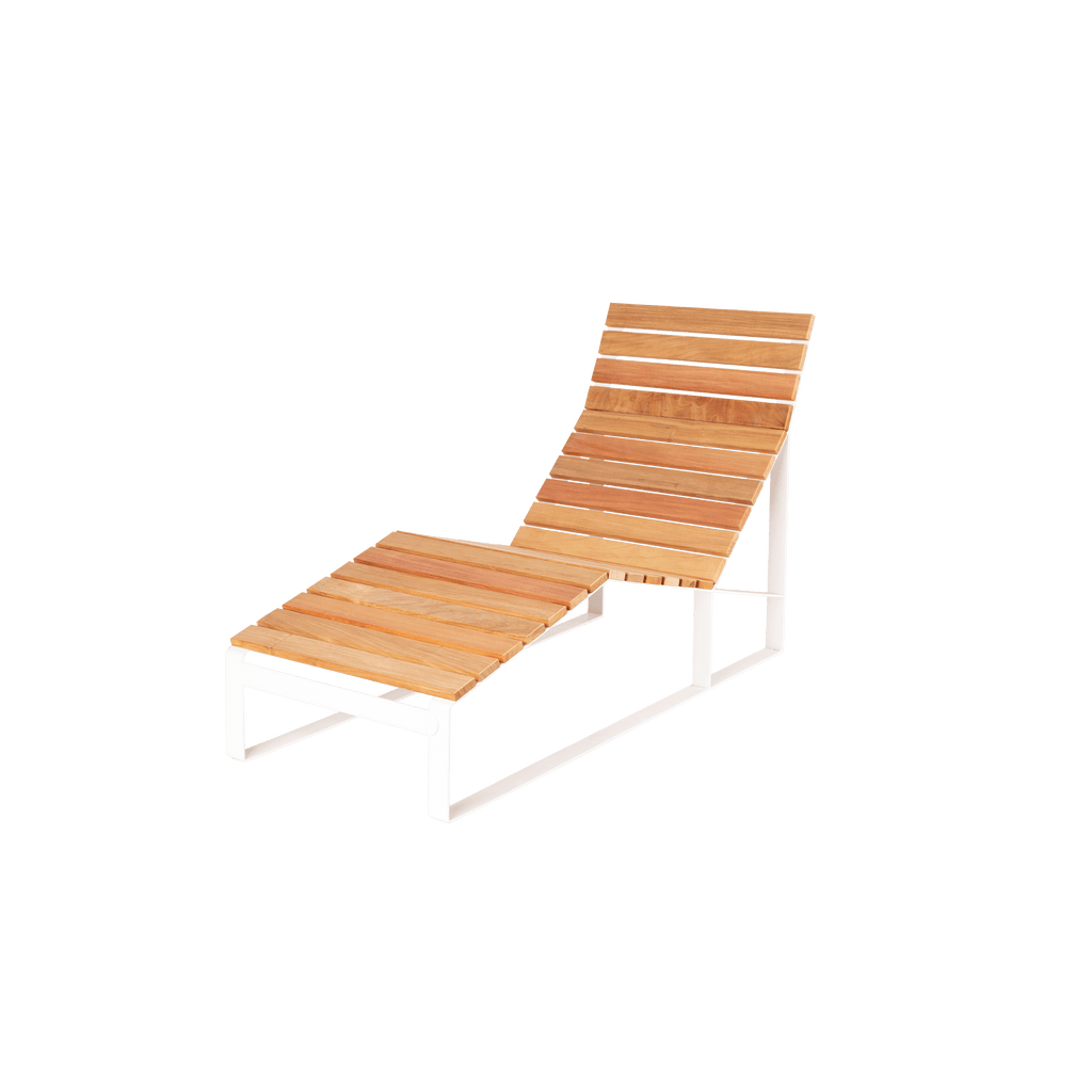 Ribbon Chaise (Frame Only)