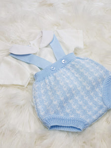 Traditional Baby Boys Spanish Knit Outfit