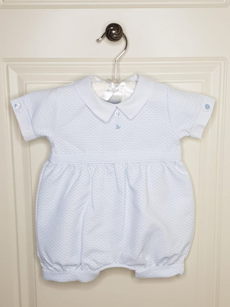 Traditional Boys Romper
