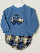 Load image into Gallery viewer, Vintage Car Jumper And Jam Pants