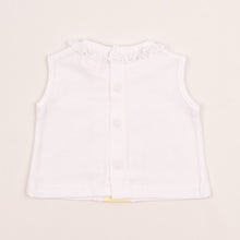 Load image into Gallery viewer, Girls Spanish Cotton Jam Pants And Frill Collar Top