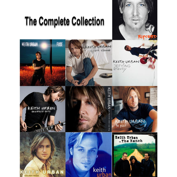 THE COMPLETE COLLECTION - CD SET
