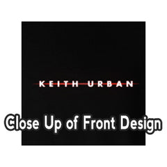 KEITH URBAN AUSTRALIA T-SHIRT