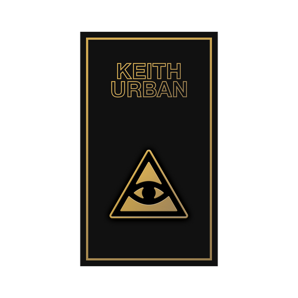 Icon Line - Eye Enamel Pin