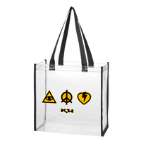 Icon Line - Clear Tote Bag