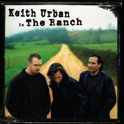 Keith Urban In The Ranch (1997) CD