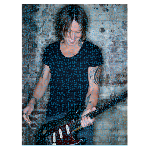 KEITH URBAN JIGSAW PUZZLE