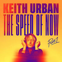 SPEED OF NOW - Part 1 [CD]