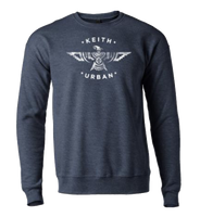 White Phoenix Crew Neck Sweatshirt