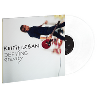 Defying Gravity Vinyl - Special Edition White Vinyl