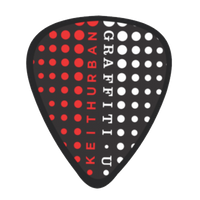 GRAFFITI U GUITAR PICKS SET