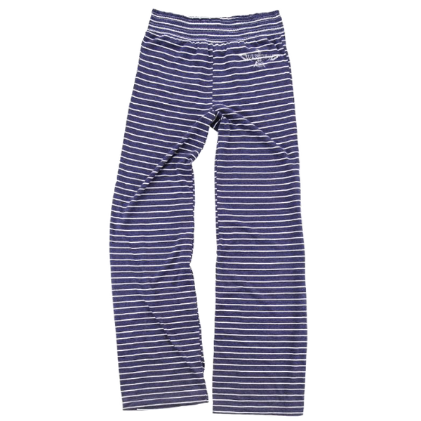 Purple and White Striped Phoenix Ladies Margo Pants
