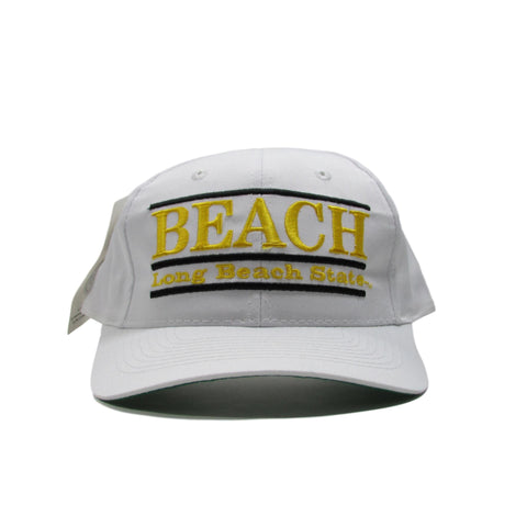 California State University Long Beach Deadstock Snapback Hat The Game