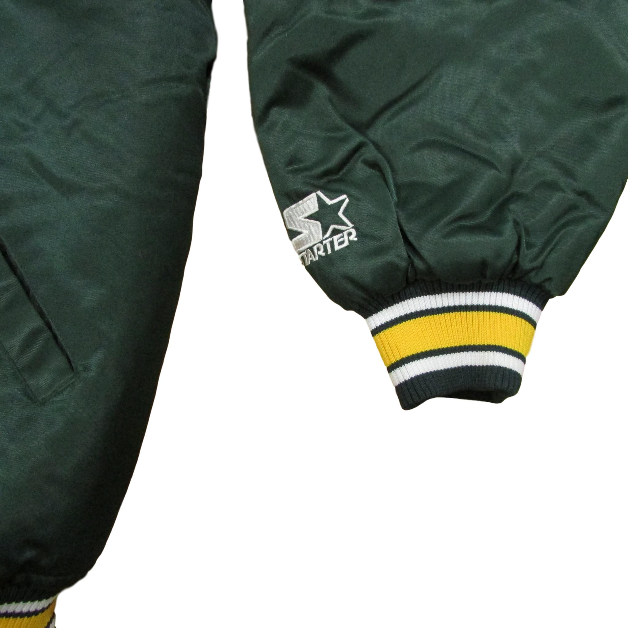 Oakland Athletics Starter Baseball Jacket Diamond Collection Sz XL