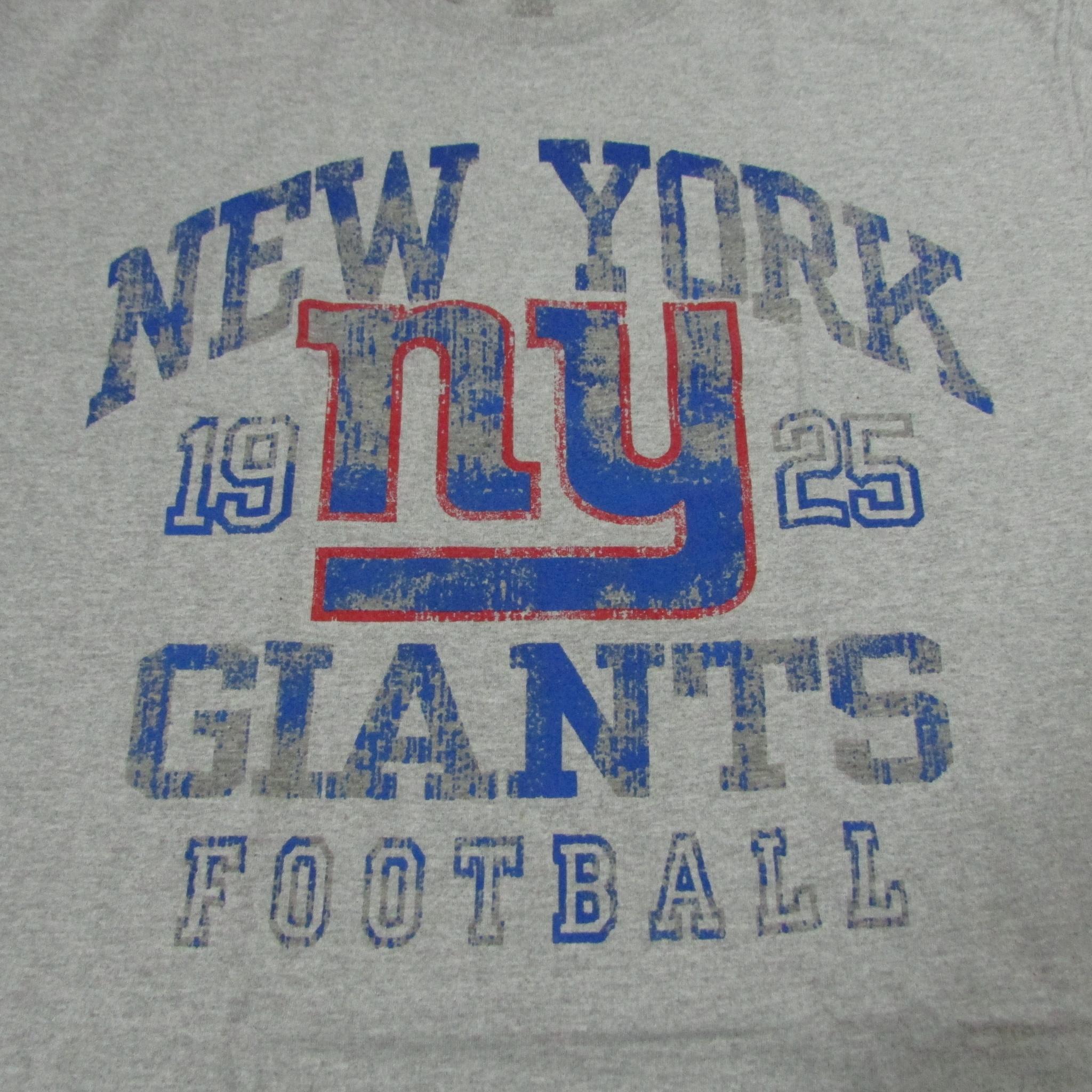 New York Giants 1925 Football T-Shirt Sz XL