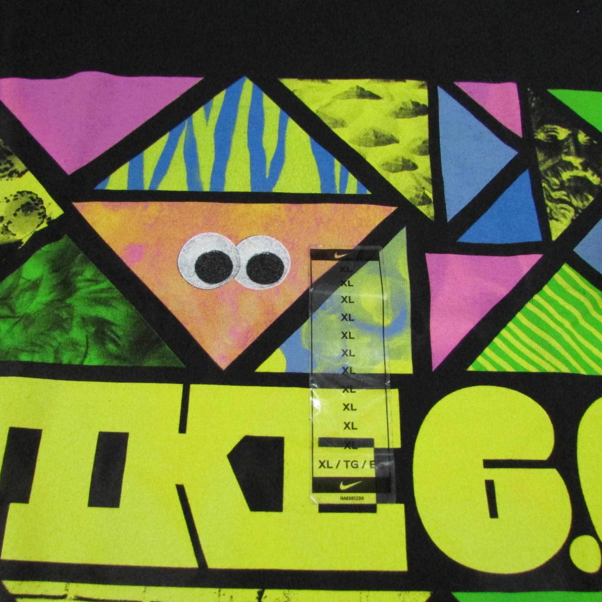 NIKE 6.0 Skateboard SB Graphic T-Shirt Sz XL