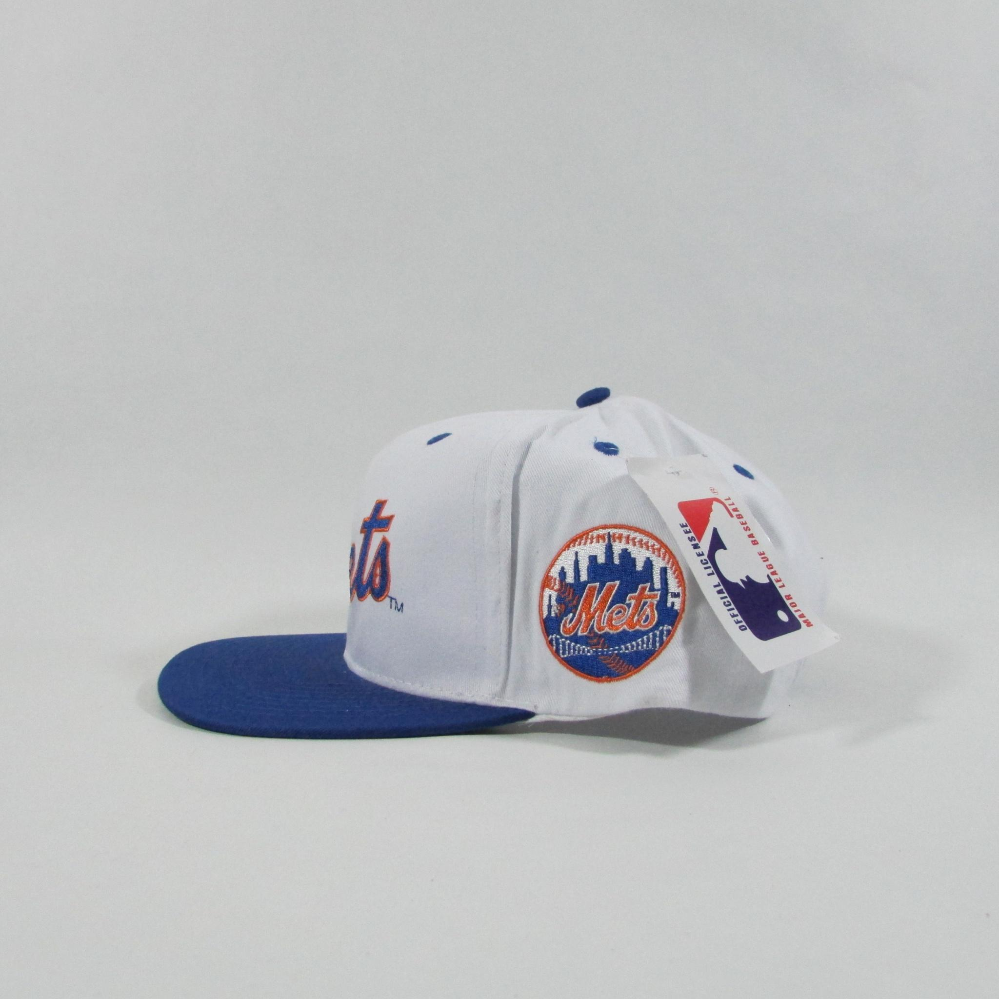 New York Mets Deadstock Baseball Snapback Hat American Team