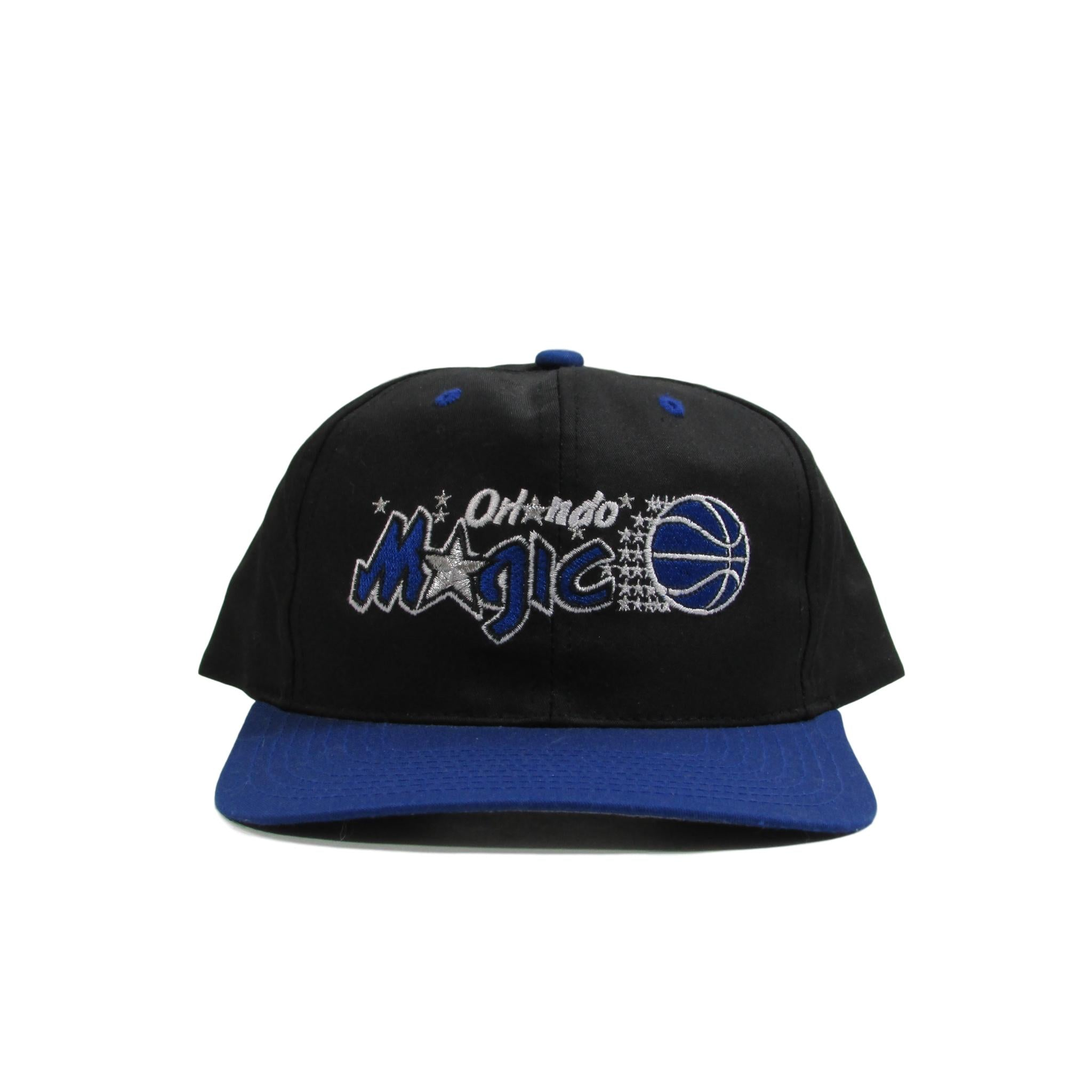 Orlando Magic 1989 Deadstock Logo Vintage Basketball Snapback Hat