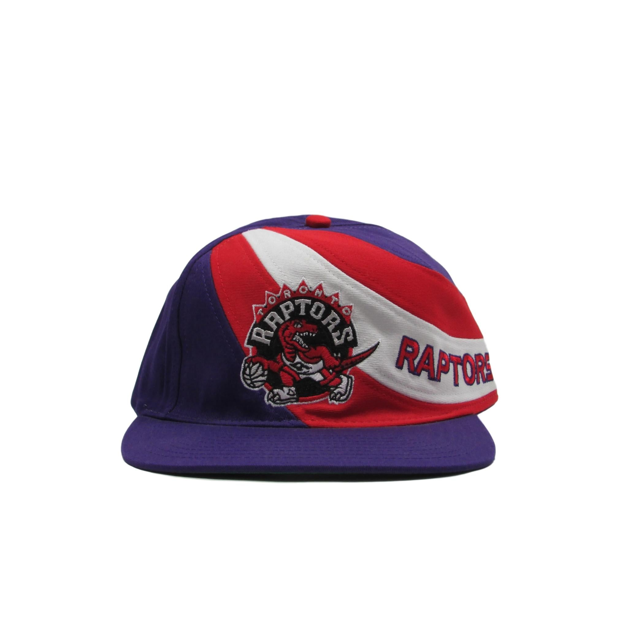 Toronto Raptors Side Swoop Basketball Snabpack Hat Adidas