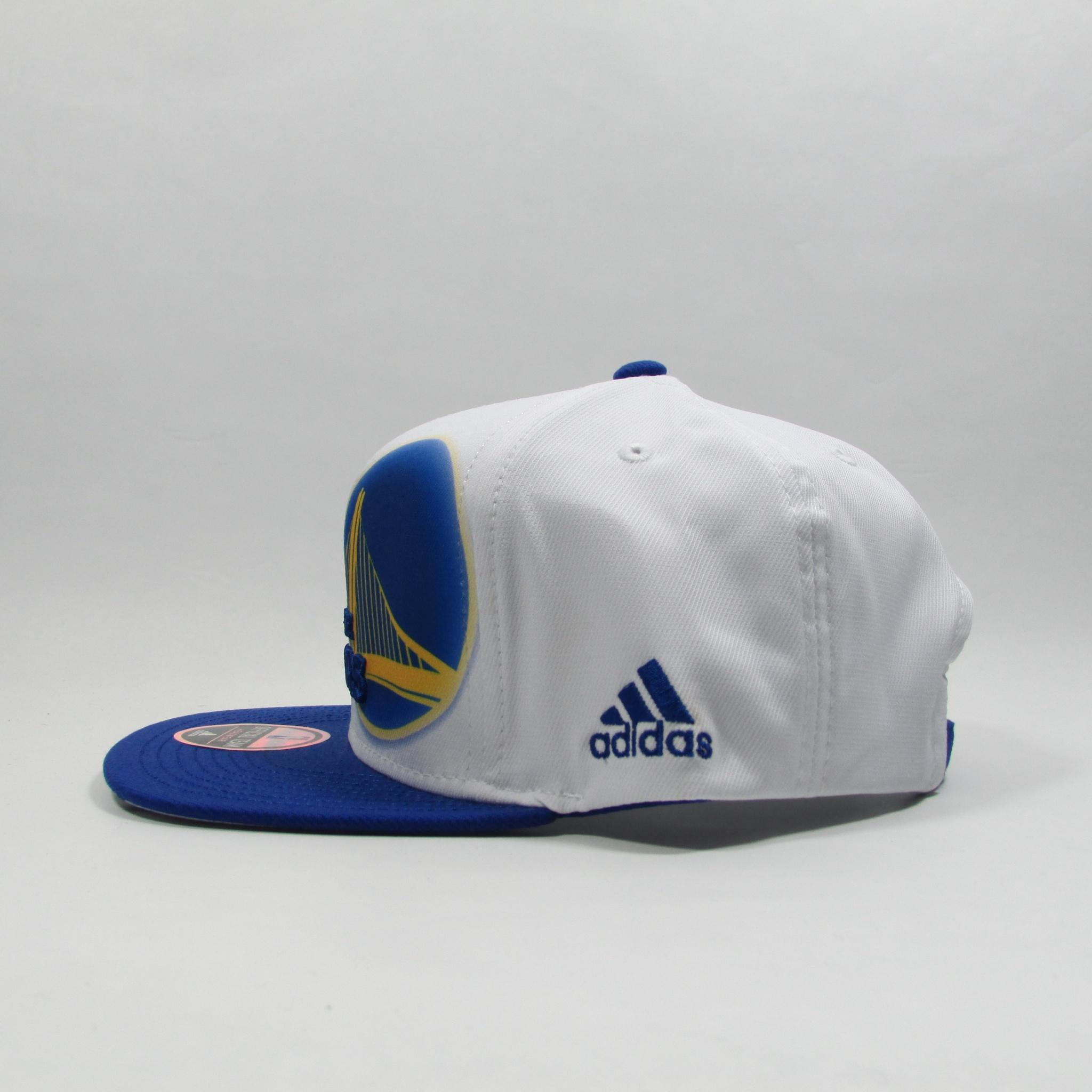 Golden State Warriors Bay Bridge Basketball Strapback Hat Adidas