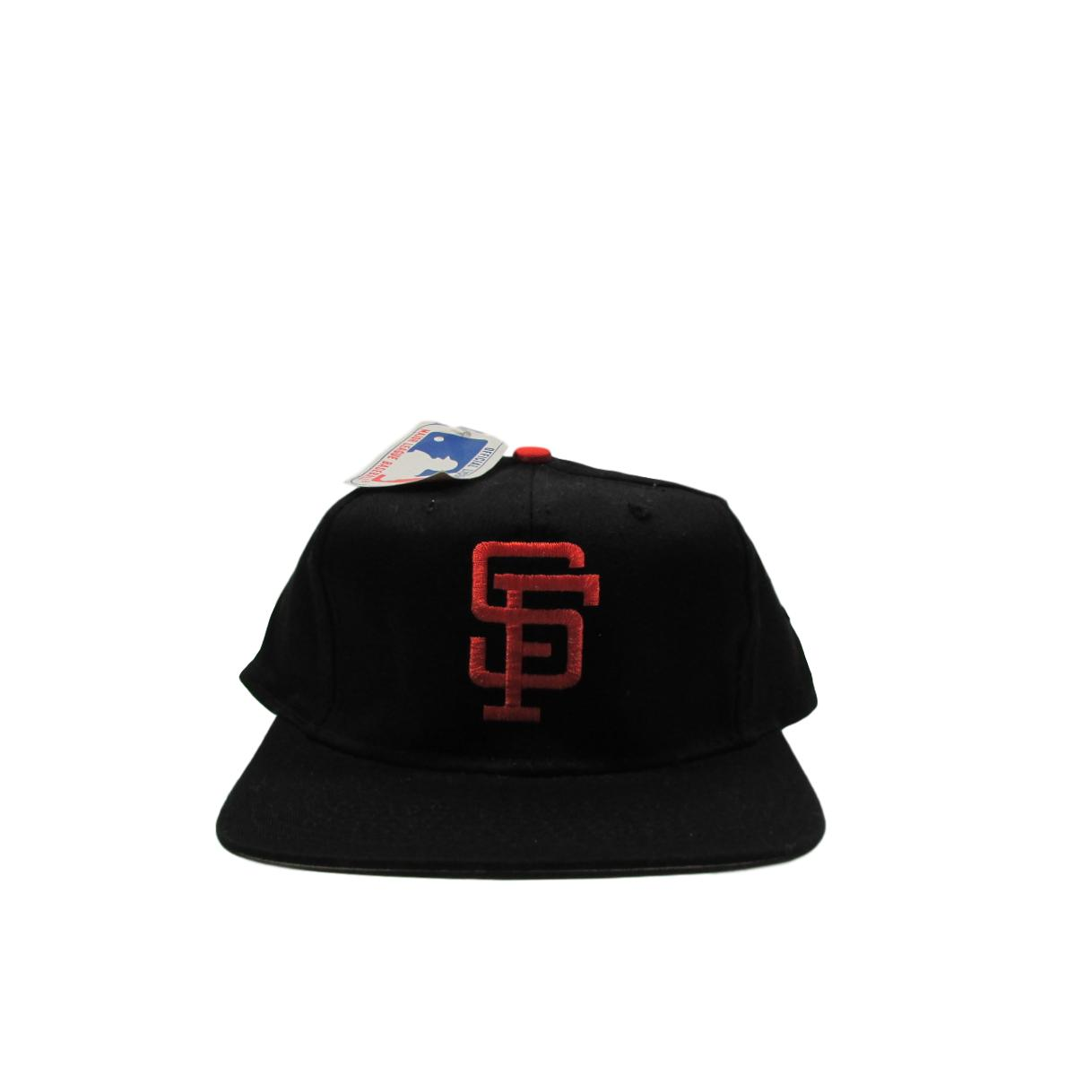 San Francisco Giants Classic Logo Deadstock MLB Baseball Snapback Hat
