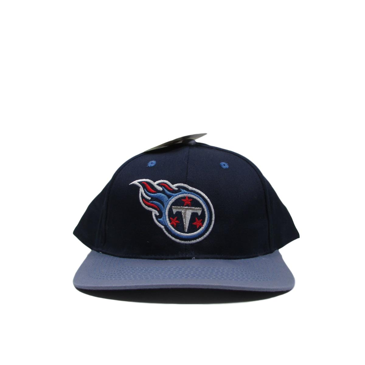 Tennessee Titans NFL Game Day Football Snapback Hat Vintage
