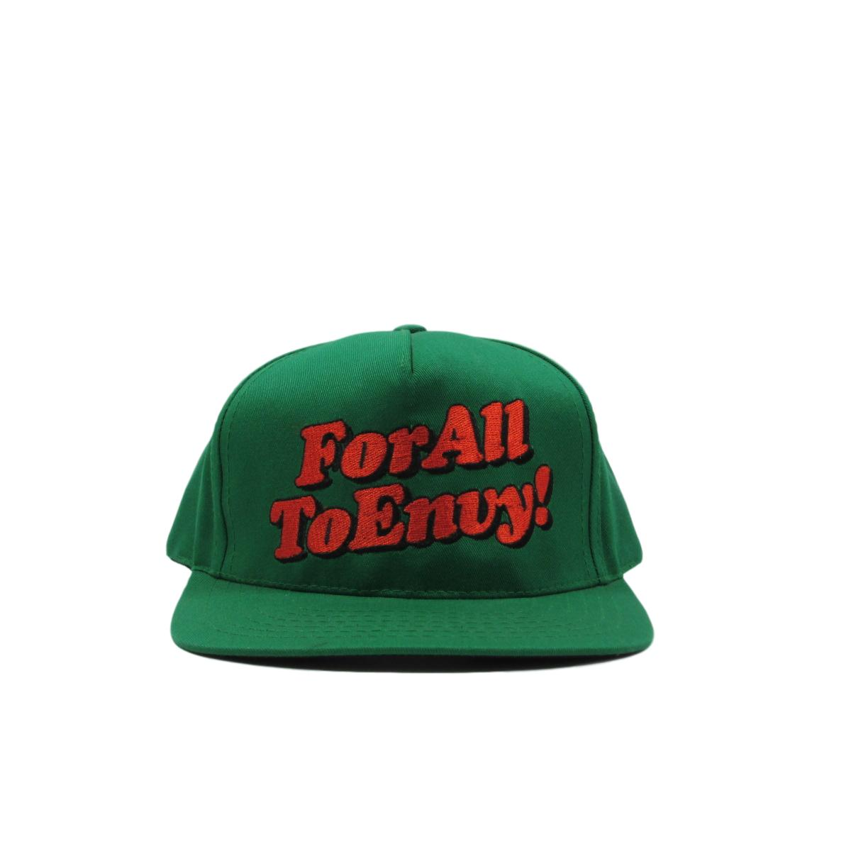 For All To Envy Vintage Snapback Hat
