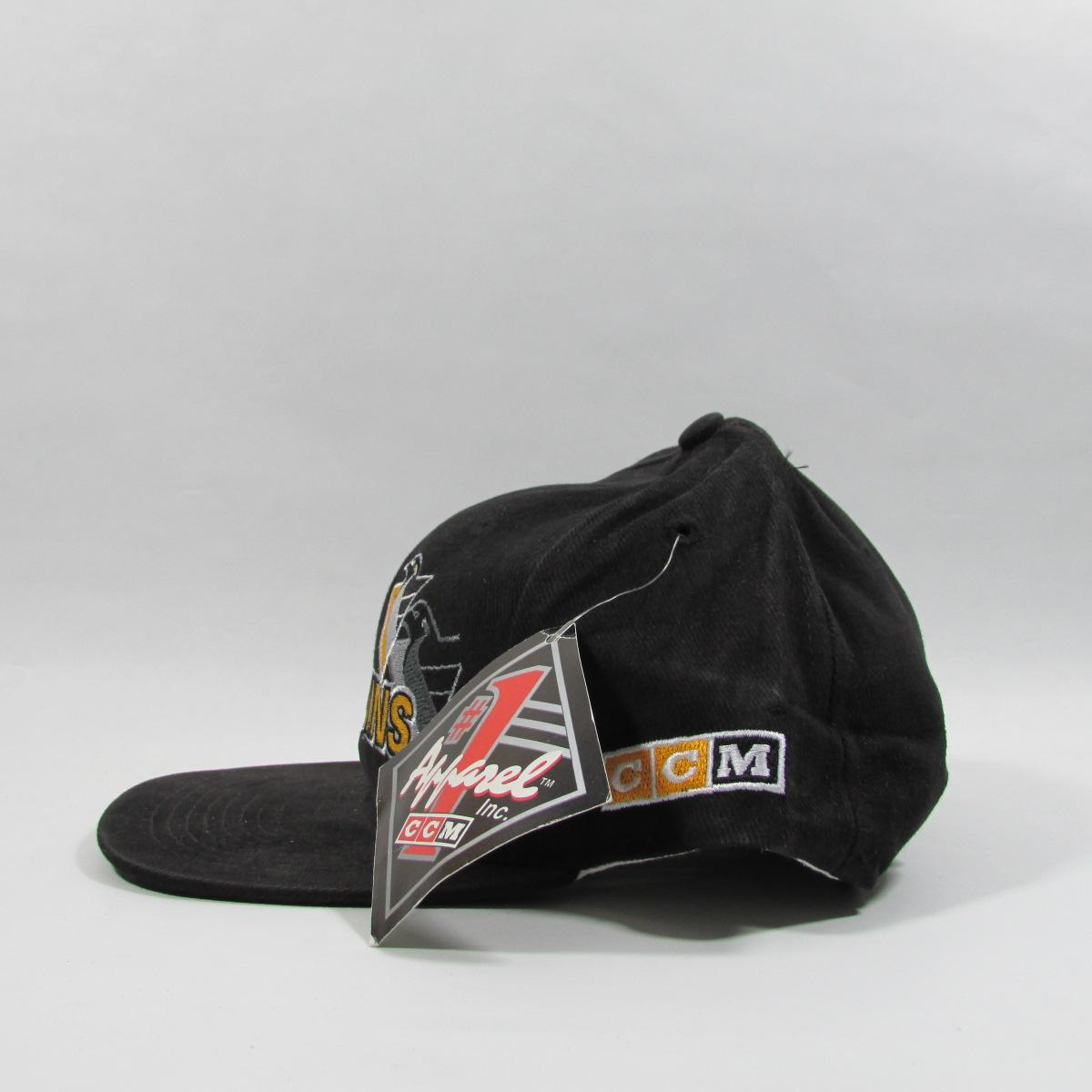Pittsburgh Penguins Deadstock Hockey Snapback Hat