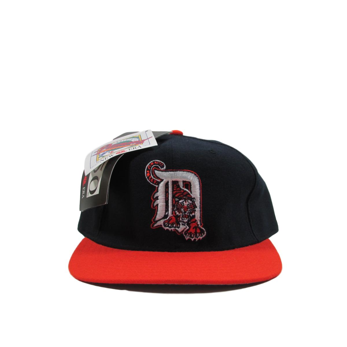 Detroit Tigers 1994 Deadstock Baseball Diamond Collection Fitted Cap New Era Sz 7