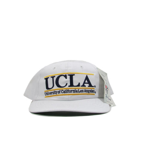 UCLA California Bruins Deadstock Snapback Hat College The Game