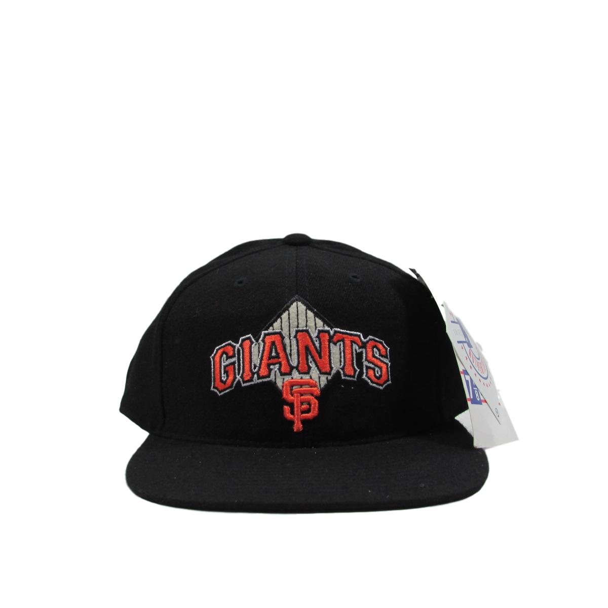 San Francisco Giants 1994 Logo Deadstock Fitted Baseball Cap Sports Specialties Sz 7 1/8