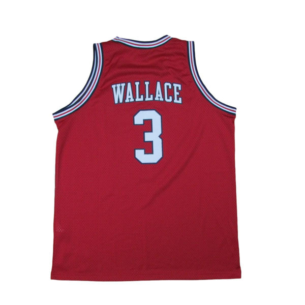 Detroit Pistons Rasheed Wallace Alternative Road Nike Swingman Jersey Sz XXL