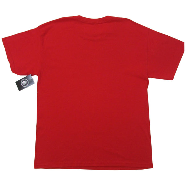 Last Kings Red Paisley T-Shirt