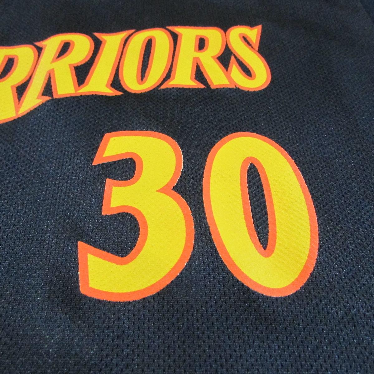 Golden State Warriors Stephen Curry We Believe Basketball Jersey Adidas Sz XL