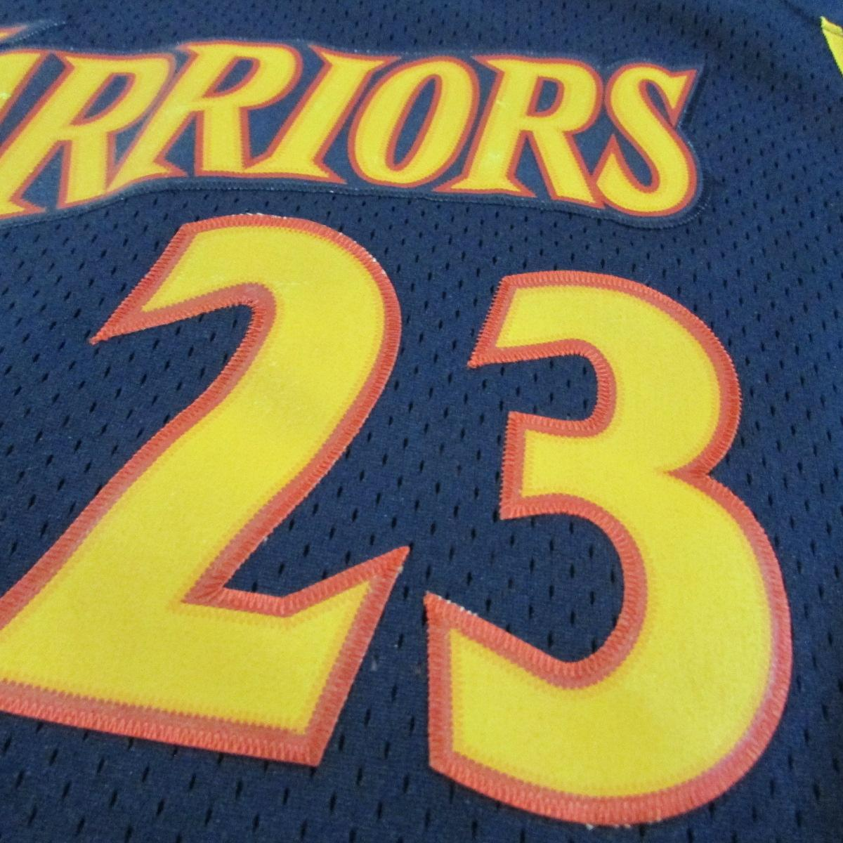 Golden State Warriors Jason Richardson We Believe Basketball Jersey Nike Sz XL