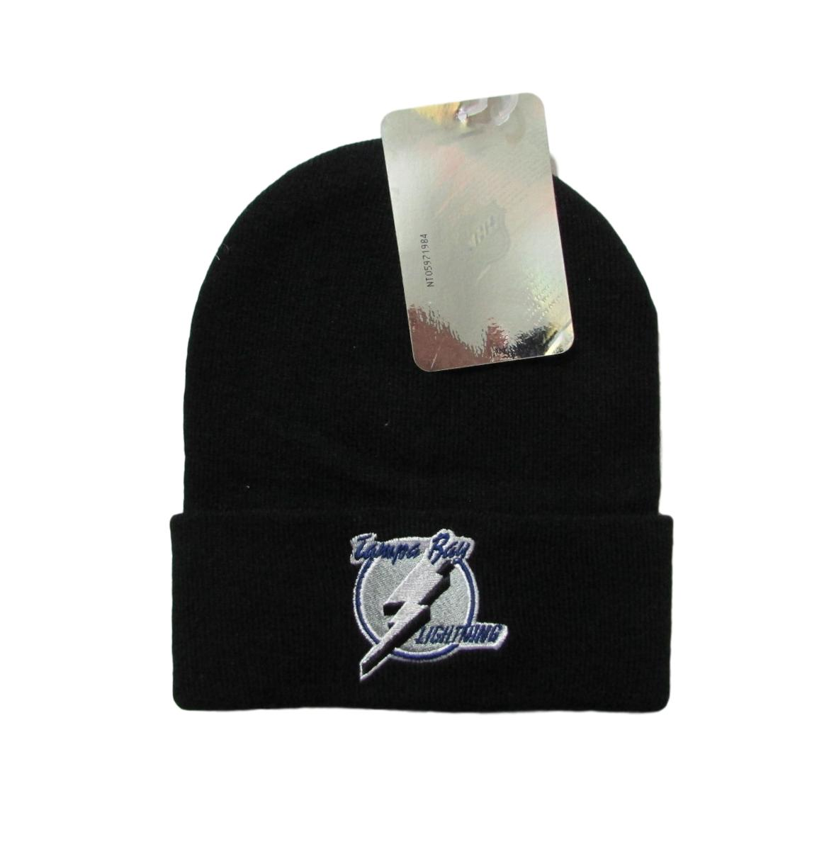 Tampa Bay Lightning Deadstock 2001 Hockey Beanie