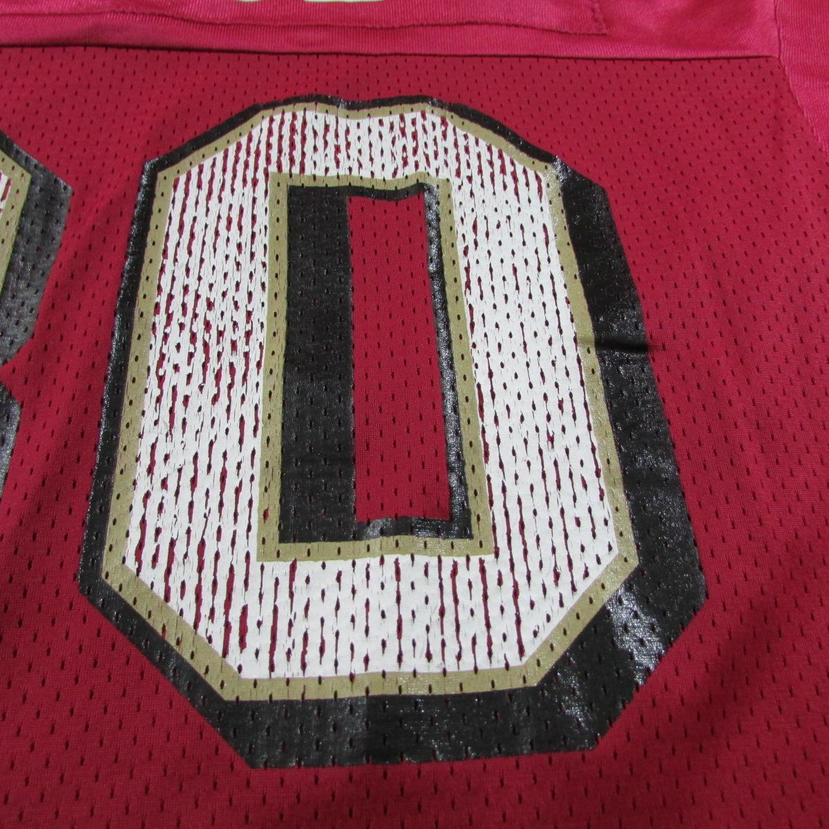 San Francisco 49ers Jerry Rice Football Jersey Champion Sz 48