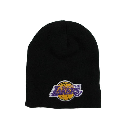 Los Angeles Lakers Skull Cap Beanie New Era