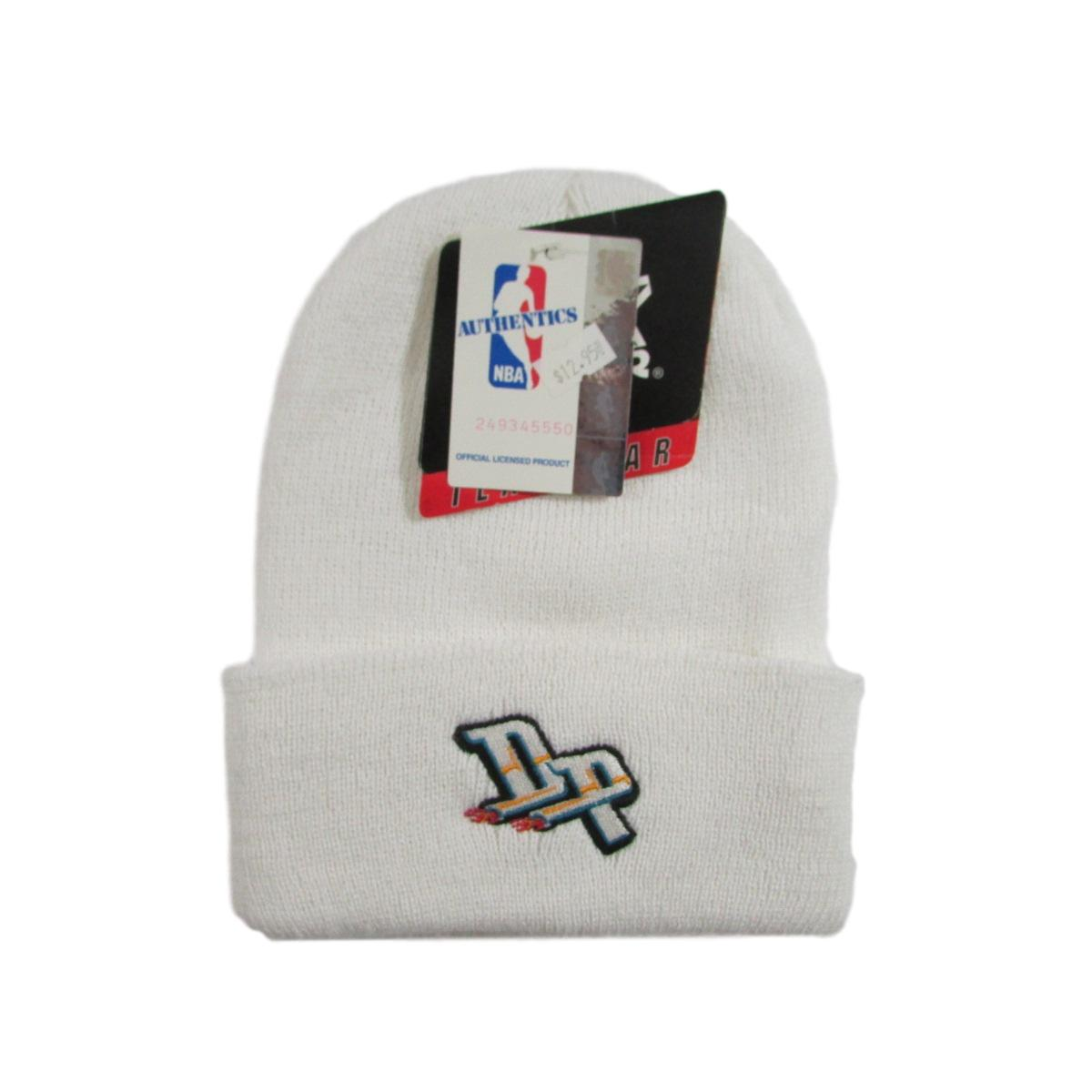 Detroit Pistons Deadstock 1996 Alternative Logo Basketball Beanie Starter