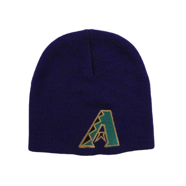 Arizona Diamondbacks Deadstock 1998 Logo Skull Cap Baseball Beanie