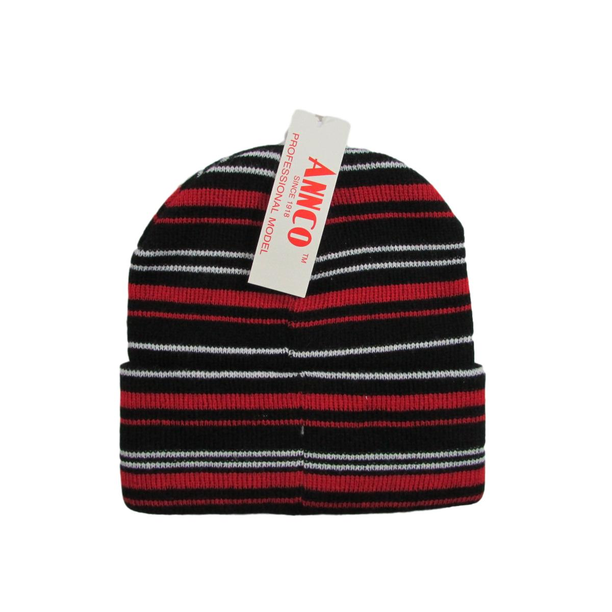 Chicago Blackhawks Deadstock Hockey Beanie Annco