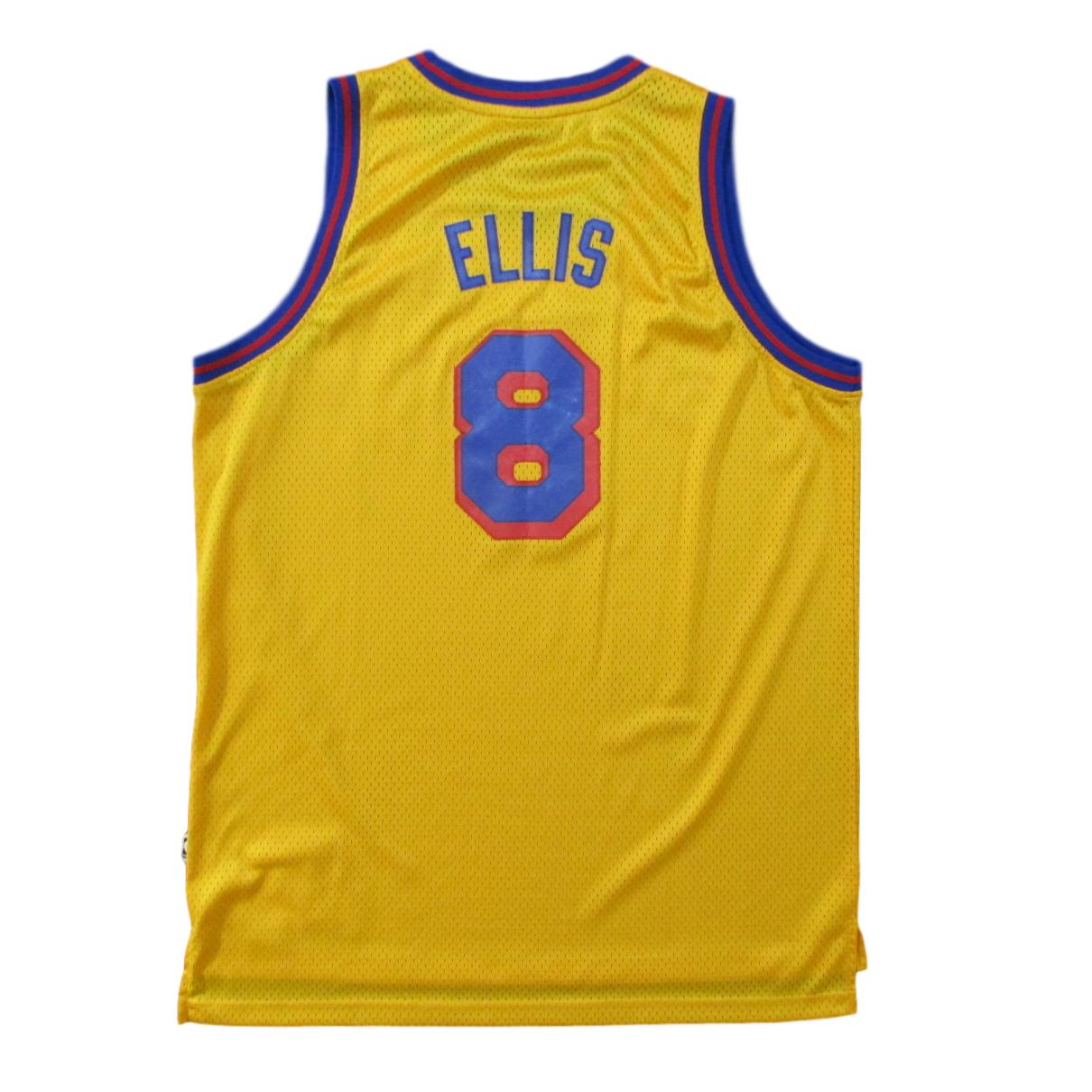 San Francisco Warriors Monta Ellis Basketball Jersey Adidas Sz XXL