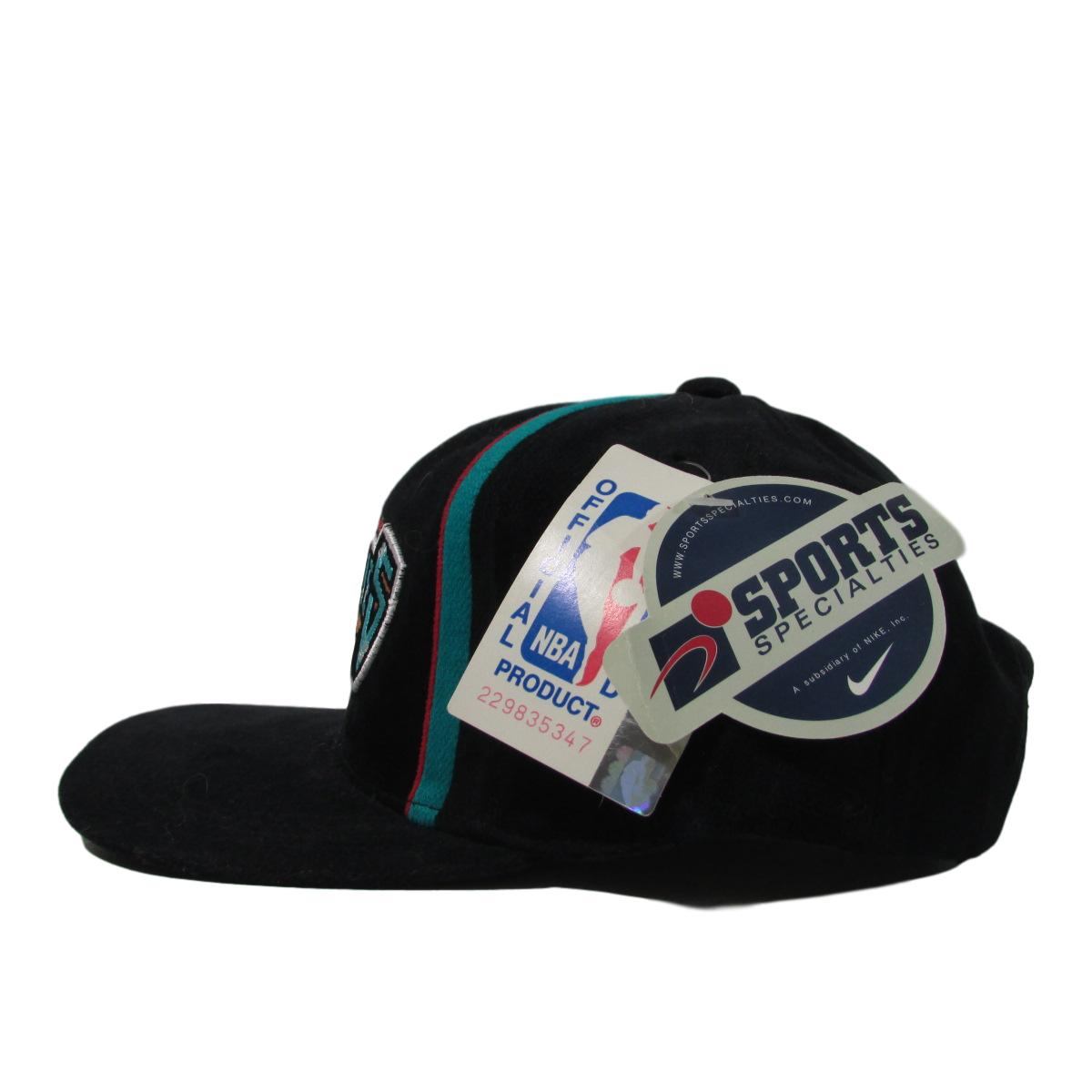 Vancouver Grizzlies Deadstock Snapback Hat Sports Specialties