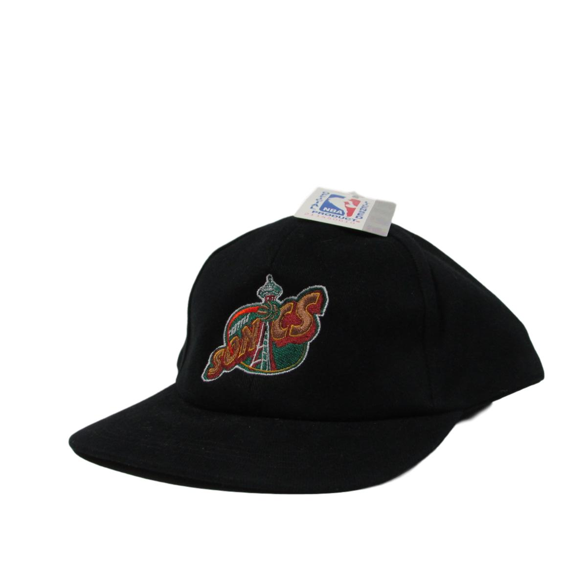Seattle Supersonics Deadstock Snapback Hat