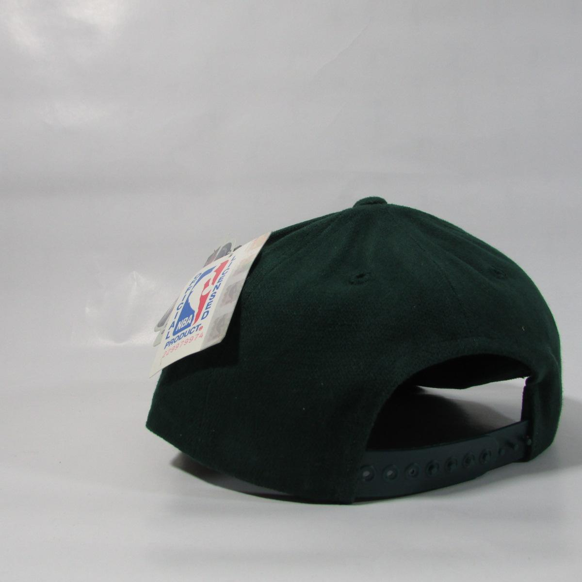 Seattle Supersonics Green Deadstock Snapback Hat Sports Specialties