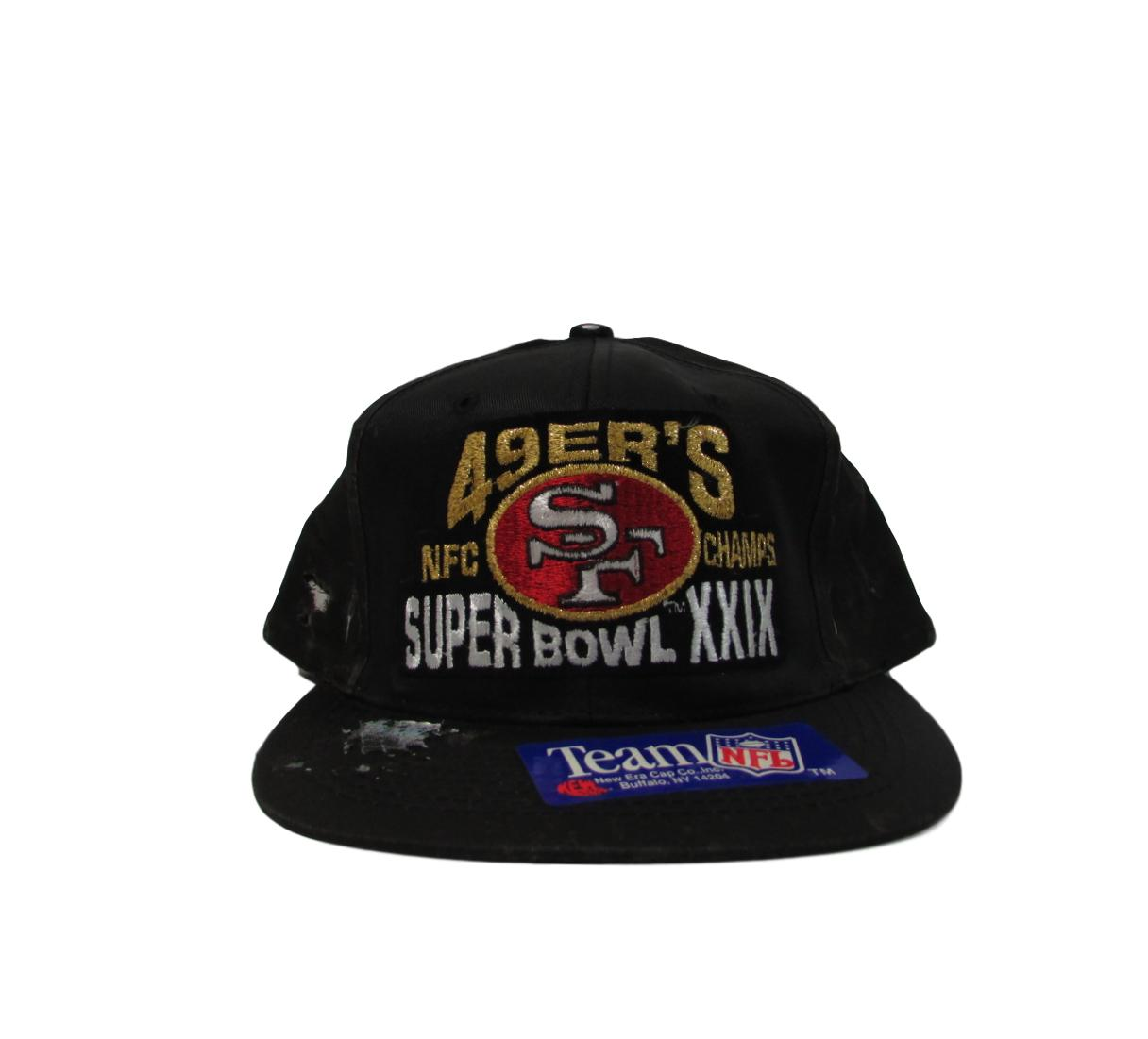 San Francisco 49ers Superbowl XXIX Champsion Deadstock Hat
