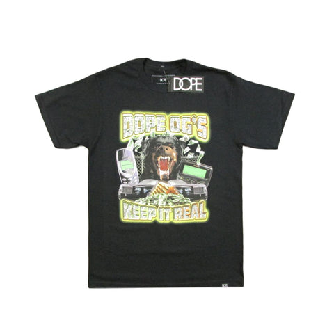 DOPE Clothing OG Keep it Real T-Shirt